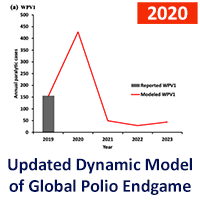 Updated Polio Model